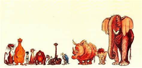 jungle book drawing animals animal humor wallpaper