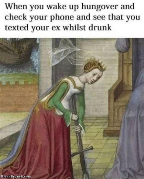 hilarious medieval memes breakbrunch