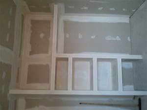 Construire Un Placard En Placo : placard en placo placo deco86 ~ Melissatoandfro.com Idées de Décoration