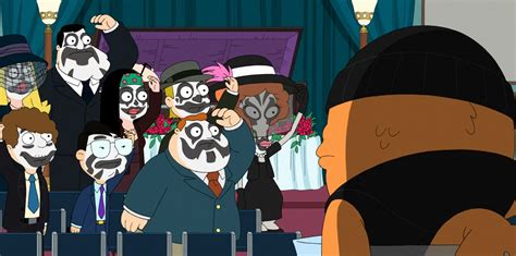 """Icp Reference On Latest American Dad Episode """"gifted Me"""