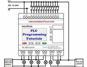 Plc Programming Tutorials - Programmable Logic Controllers - Plc
