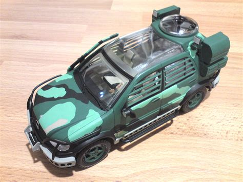 jurassic park car toy photo review mercedes benz ml class gatherer 39 s lost world