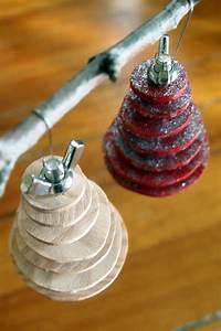 Diy, Industrial, Christmas, Tree, Ornament