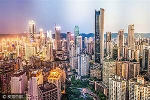 CHONGQING city: China's New Shanghai