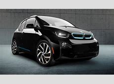 BMW i3 Shadow Sport Edition Sondermodell in Fluid Black