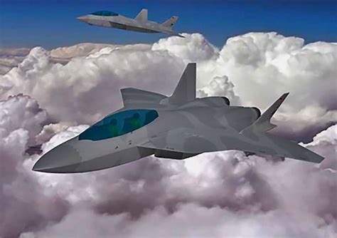 France + Uk  Future Combat Air System (fcas