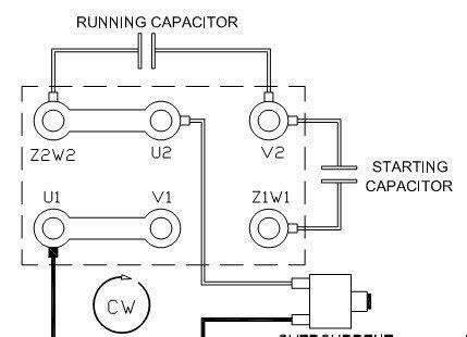 Have Single Phase Cap Start Run Compressor