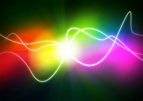 colorful lights wallpapers hd desktop wallpapers free backgrounds
