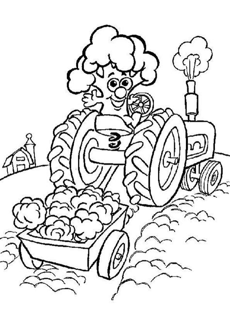 ausmalbilder traktor  ausmalbilder zum ausdrucken