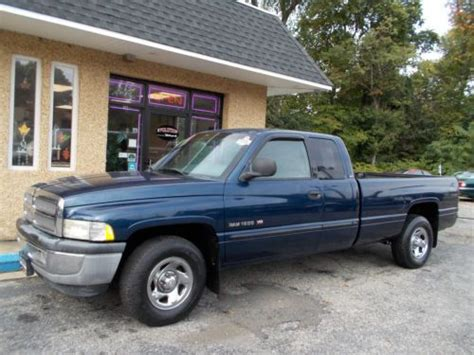 Blue Number 4 513 Cars by Sell Used 2000 Dodge Ram 1500 Laramie Extended Cab