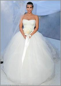 Celebrity modeling kim kardashian39s wedding gowns dress for Kim kardashian s wedding dress