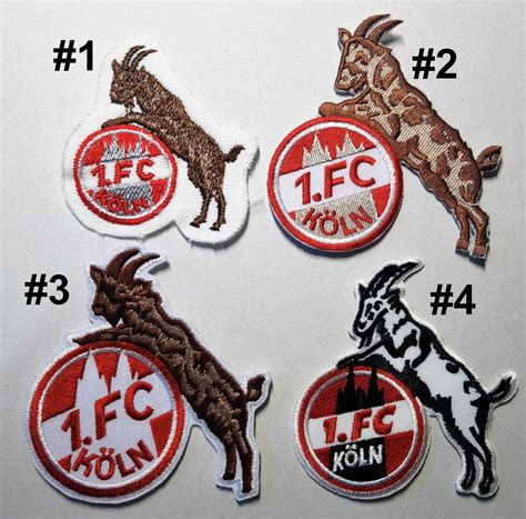 Maybe you would like to learn more about one of these? 1.Fc Köln Retro Aufnäher Logo Patch Trikot in 75179 ...