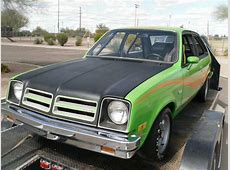 1976 Chevrolet Chevette 16 Rally Deadclutch