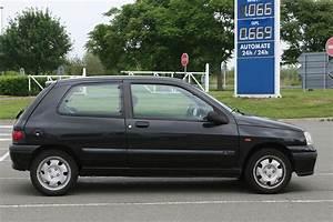 Description du véhicule Renault Clio 1 phase 2 Encyclopédie automobile Encyclautomobile fr