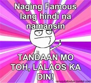 Tagalog Quotes Patama Sa Kaaway. QuotesGram
