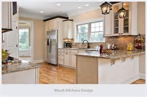 birch cabinets marsh kitchen bath