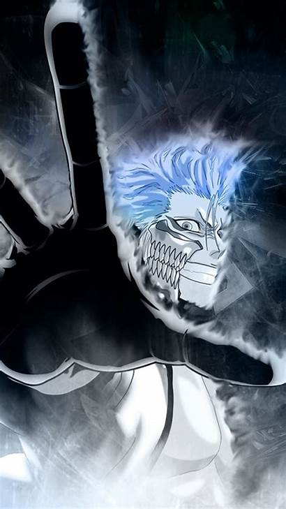 Bleach Anime Iphone Hand Wallpapers Grimmjow Cool
