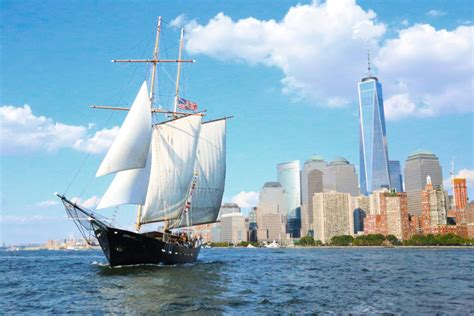 Sailing Boat Nyc by Sailboat Harbor Tours Nyc Sailing Charters Nyc