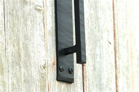 Barn Door Handles For Barn Door Hardware Black Door Pull