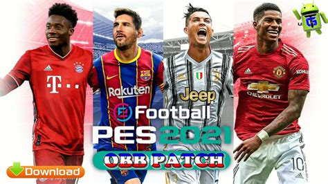 More than 8755 downloads this month. PES 2021 Mobile Patch Android Download