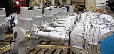 Actuation and Motor Operated Valve Repair and Service