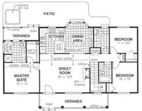 simple home floor plans tips to plan simple house design with floor plan