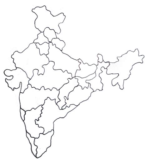 india map drawing india map drawing images southern