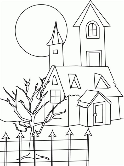 Coloring House by House On The Prairie Coloring Pages Coloring Home
