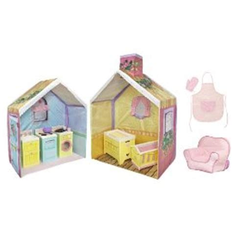 Playskool Rose Petal Cottage Mega Pack (complete Set