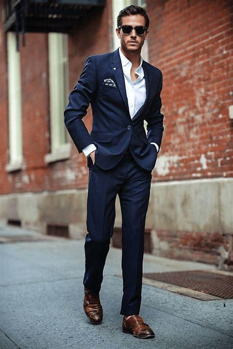 costume bleu chaussure marron best 25 chaussure homme cuir ideas on chaussures cuir homme liens de mode hommes