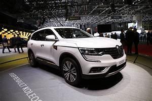 Renault Koleos 2017 Prix Neuf : renault koleos 2017 les moteurs et les quipements photo 1 l 39 argus ~ Gottalentnigeria.com Avis de Voitures