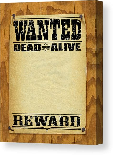Wanted poster background - 10 free HQ online Puzzle Games ...