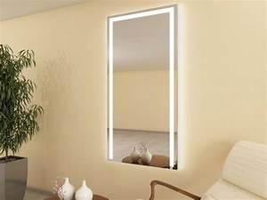 Wandspiegel Mit Licht : luca beleuchteter flurspiegel mit led licht kaufen spiegel21 ~ Orissabook.com Haus und Dekorationen