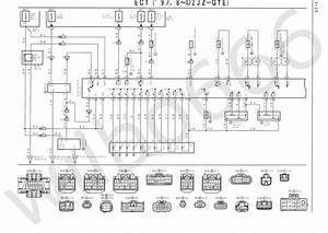 87 Toyota Supra Wiring Harness Diagram
