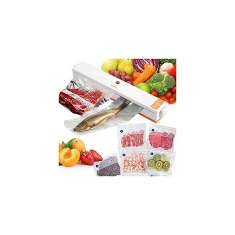 conservazione alimenti sottovuoto macchina per sottovuoto 100w alimenti conservazione cibo