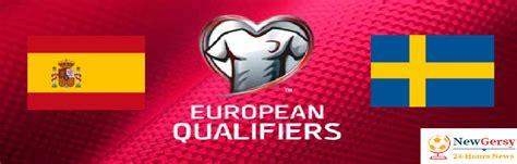 Spain vs Sweden Live stream Euro Qualifiers 2020 Today ...