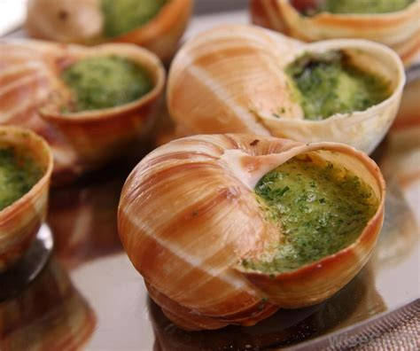 cuisine escargot what dishes are the for with pictures
