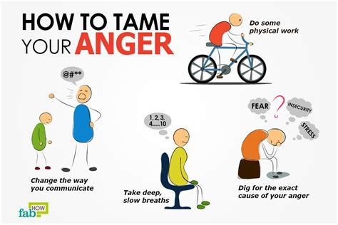How To Control Anger (20+ Easytofollow Tips)  Fab How