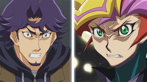 Maybe you would like to learn more about one of these? Review Yu-Gi-Oh! VRAINS - Episode 18   Cards on the Table