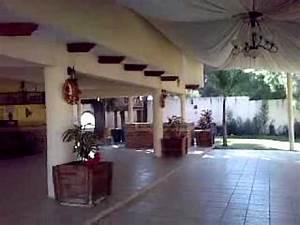 Salon De Jardin Casa : jardin de fiestas en aguascalientes youtube ~ Preciouscoupons.com Idées de Décoration
