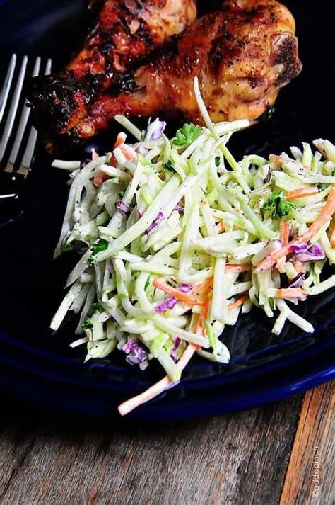 broccoli slaw recipe cooking add  pinch robyn stone