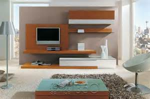 Modern TV Wall Unit Entertainment Center