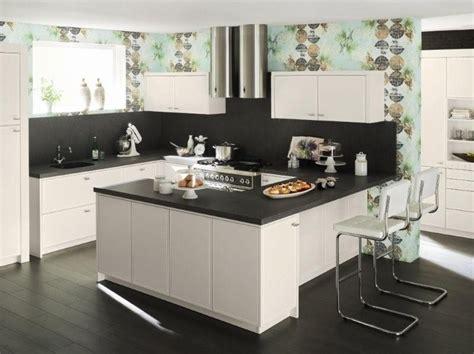 meuble cuisine laqué cuisine modèle 3977 xl magnolia idée de décoration