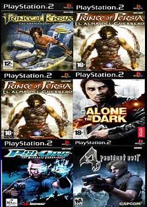 Peliculas En Dvd Y Juegos Para Ps2  Juegos Play 2