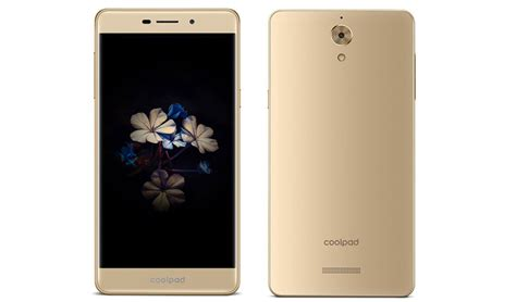 coolpad phone price coolpad mega launched in india with 3gb ram 5 5 inch