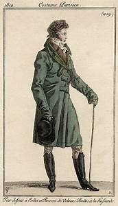 à La Hussarde : 1810 par dessus collet et revers de velours bottes la hussarde regency directoire and ~ Medecine-chirurgie-esthetiques.com Avis de Voitures