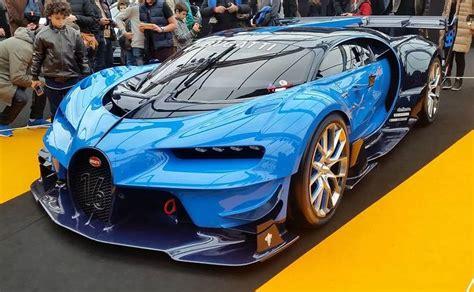 Bugatti Vision Gt For Sale by Bugatti Vision Gran Turismo Shows Up In