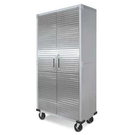 Metal Cabinet - metal rolling garage tool file storage cabinet shelving