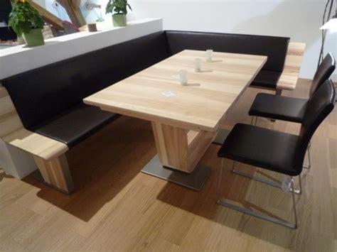 Tisch Mit Eckbank by Anrei Esstisch Tesso Mit Eckbank Und St 252 Hlen In Kernesche