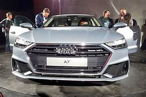 Audi A7 2018 : new 2018 audi a7 sportback debuts with hybrid tech on all ~ Melissatoandfro.com Idées de Décoration